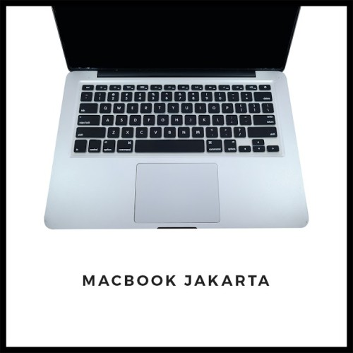 Foto Produk Keyboard Protector Macbook Pro Retina 13 Inch Black dari Case Macbook Jakarta