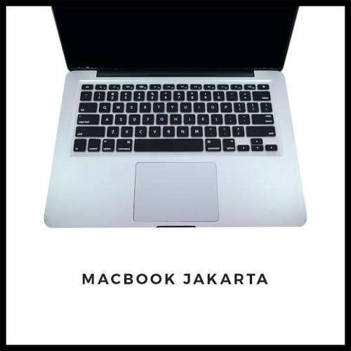Foto Produk Keyboard Protector Macbook Pro 13 Inch Black dari Case Macbook Jakarta