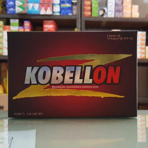 Foto Produk Kobellon ( Obat Stamina Pria ) dari Eazy Mart