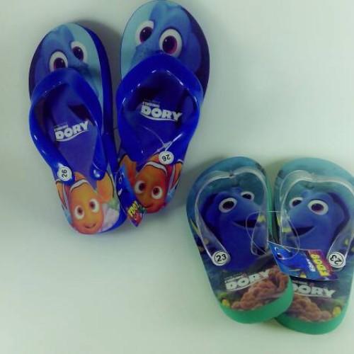 Foto Produk sandal printing karakter finding dory lucu cute dari casaloma