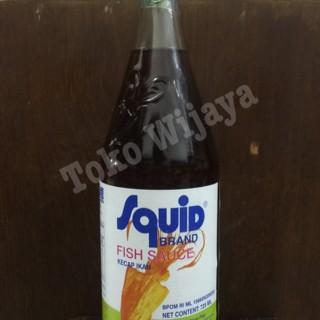 Foto Produk Squid Kecap Ikan dari W-jaya Store