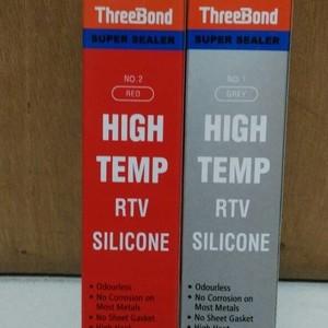 Foto Produk Sealer / Lem Silicone RTV Threebond Abu-Abu 75gr 16176 dari Jasutra motor