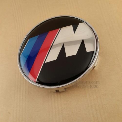 Foto Produk Emblem Center Velg BMW ///M MTech M3 68mm dari jogjaauto