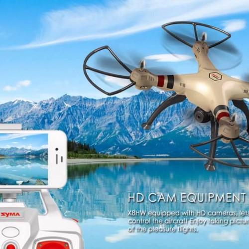 Foto Produk Syma X8HW Wifi FPV Camera Altitude Hold dari IndoWebstorecom