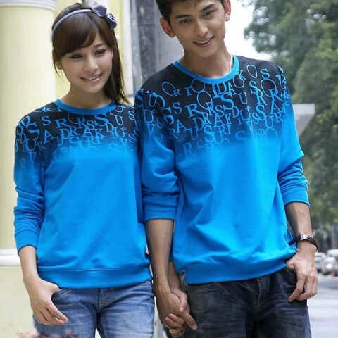 Foto Produk Sweater Couple Abjad LP dari Couple House