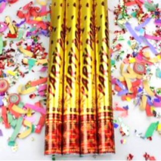 Foto Produk Party Popper/Confetti 50cm dari Fiji Shop