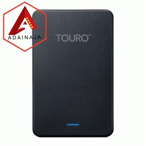 Foto Produk HGST Touro Mobile Portable Storage 2.5Inch USB 3.0+Cloud Storage-500GB dari AdainAja