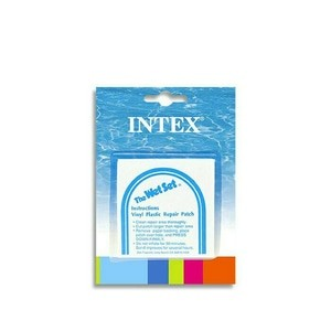 Foto Produk Intex Vinyl Plastic Repair Patch. Lem Tambal Pelampung / Kolam Renang dari Toko DnD
