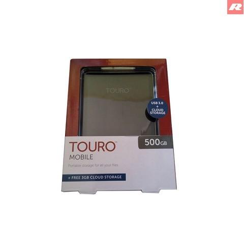 Foto Produk HDD External Hitachi Touro 500GB USB 3.0 dari Customations Toys