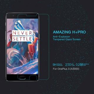 Foto Produk Tempered Glass Nillkin OnePlus 3 Amazing H+ Pro dari Honeycomb