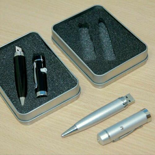 Foto Produk flashdisk pulpen 3 in 1 16GB promosi dari INDOPROMOSI SOUVENIR