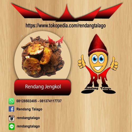 Foto Produk Rendang Talago Jengkol 1 kg dari Rendang Talago