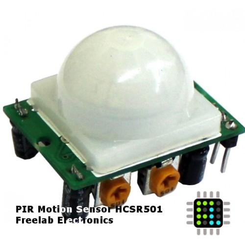 Foto Produk Motion Sensor PIR HCSR501 dari Freelab