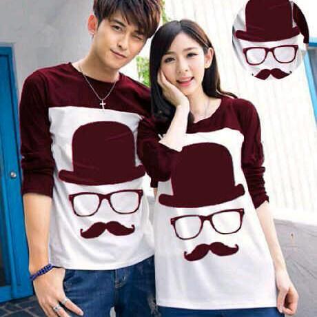 Foto Produk Couple Mustache Hat dari lapickmeupstores