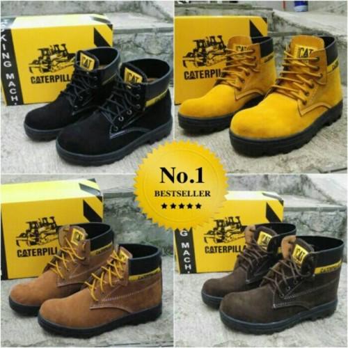Foto Produk sepatu caterpilar dari z1ra shoes