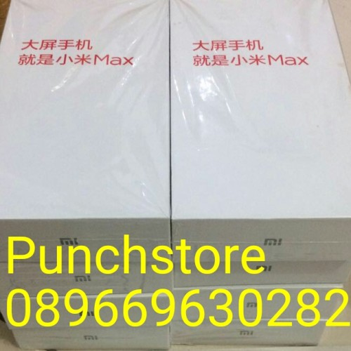 Foto Produk xiaomi mimax 3/64 gold dari PUNCHST0RE