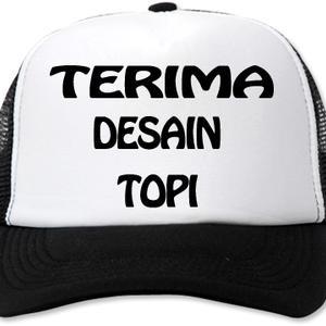 Foto Produk topi trucker custom dari importir jersey
