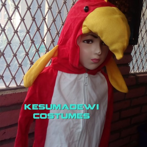 Foto Produk Ayam, Baju Karnaval Anak Kostum Karakter Binatang dari BajuAdatAnak Kesumadewi