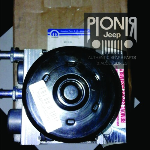 Foto Produk Module Anti Lock Brake System Mopar For Jeep JK 2011 3.8cc Ori USA dari PIONIR JEEP
