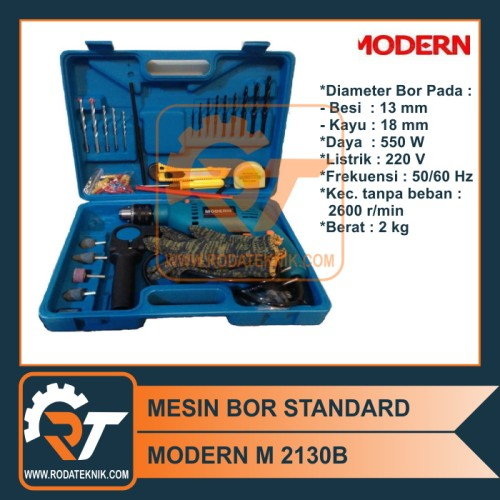 Foto Produk Mesin Bor ( Electrical Drill) modern set dari Roda Teknik