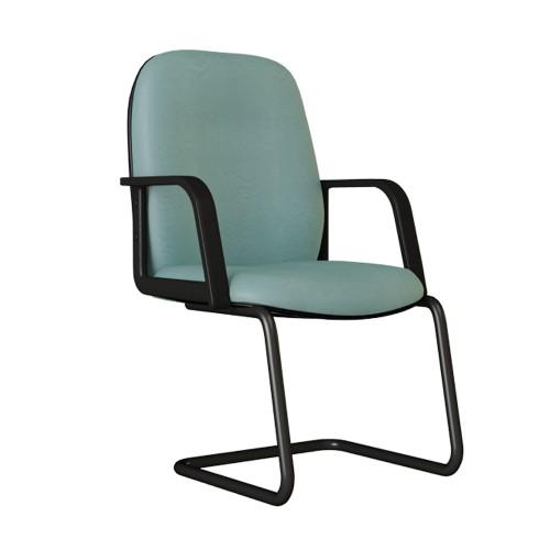 Foto Produk Verona Chair Kursi Kantor Murah Type Standard KH-505-HK Vinyl dari Kursi Kantor Murah