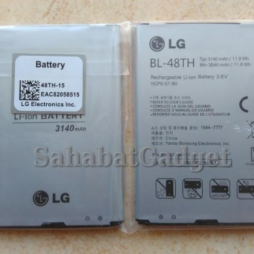 Foto Produk Baterai Battery Batre LG Optimus G Pro Lite D985,D686 BL-48TH Ori100% dari SahabatGadget