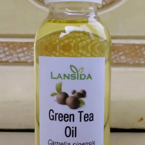 Foto Produk Green Tea Seed Essential Oil 100 ml / Minyak Biji Teh Hijau dari Lansida