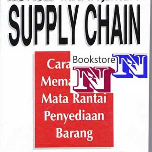 Foto Produk Konsep Manajemen Supply Chain by Richardus Eko Indrajit dari NN Bookstore