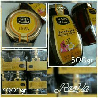 Foto Produk Madu ALSHIFA 500gr dari Dapoer Mak Rempong