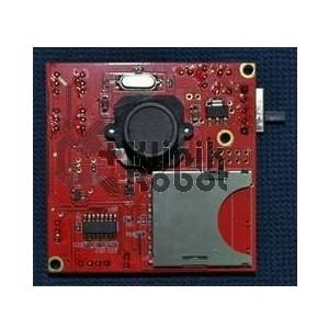 Foto Produk Sensor Camera CMUCam3+ dengan SDCard Socket dari KlinikRobot