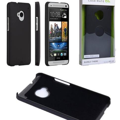 Foto Produk SALE!!! CASE-MATE Barely There HTC One M7 Original - Black dari Dyansyah Store