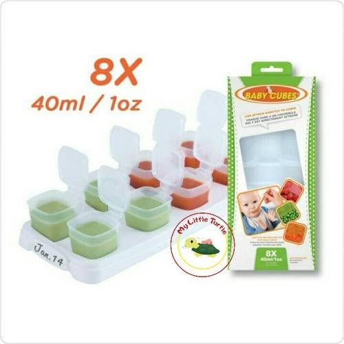Foto Produk Baby Cubes 40ml dari mylittleturtle