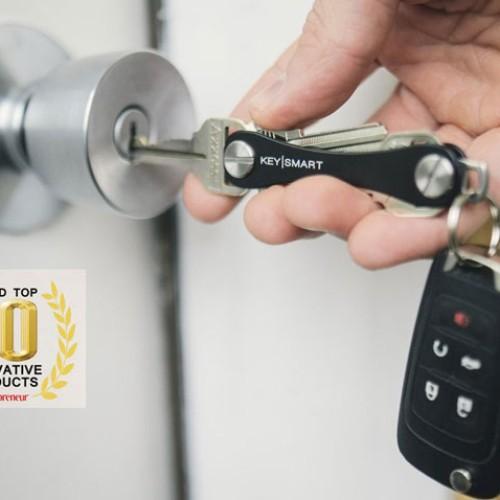 Foto Produk KeySmart Keychain Swiss army Key Holder Organizer EDC gantungan kunci dari lbagstore