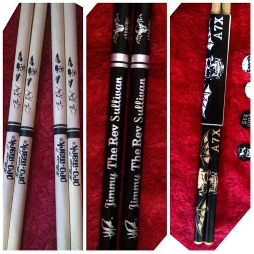 Foto Produk Stik Stick Drum A7X 3set dari shockWave workshop
