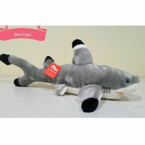 Foto Produk Boneka Ikan Hiu(white tipped Shark) dari Happy Toy's