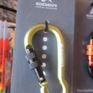 Foto Produk Carabiner Eiger #6 dari Otdor Store