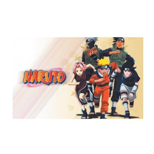 Foto Produk Poster Naruto 9 Size:29x40 cm Art paper tebal dari trendiz