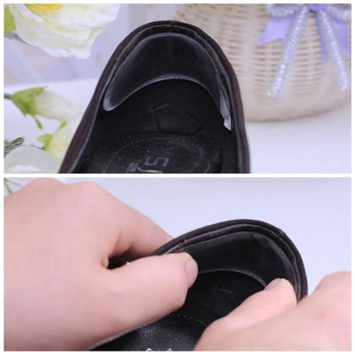 Foto Produk Gel Pad Sepatu / Silicone Pelindung Kaki dari Zooqy