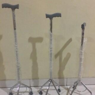 Foto Produk TONGKAT KAKI 3 DAN KAKI 4 dari Nusantara Medika jaya
