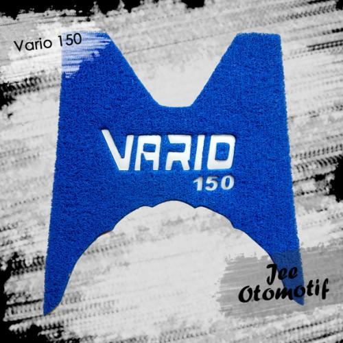 Foto Produk Karpet MM ( Motor Matic ) - Plong tlsn ptih Vario 150 dari JeeOfficialStore