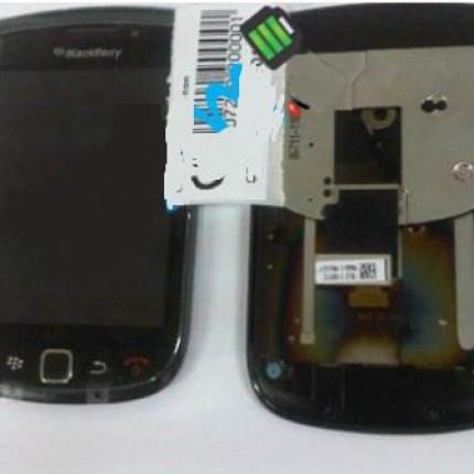 Foto Produk Touchscreen Lcd Trackpad Flexible Blackberry Torch 1 9800 kode 001 dari spareparts handphone