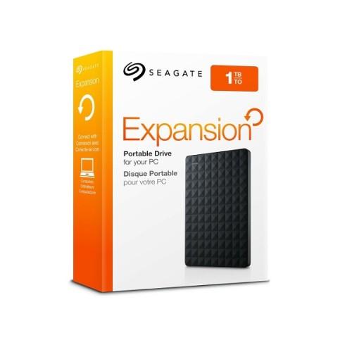 Foto Produk Seagate Expansion 1TB Hitam dari dunia storage