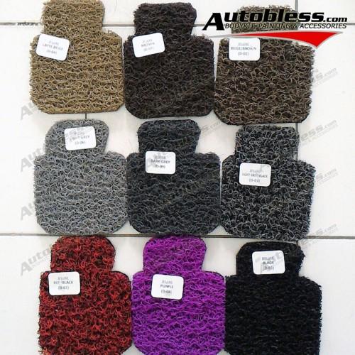 Foto Produk Karpet Comfort Deluxe Suzuki Baleno dari Autobless