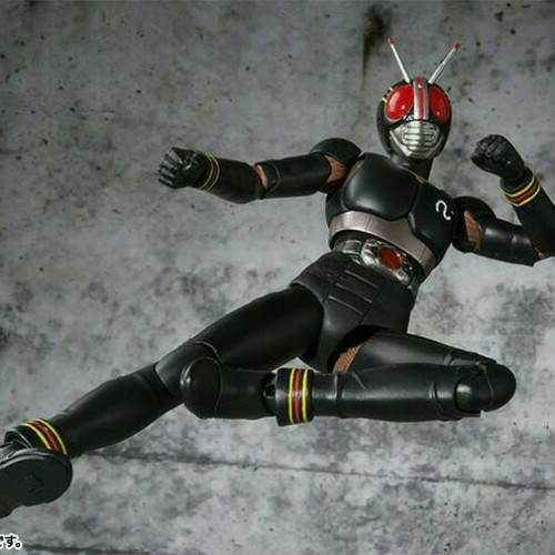 Foto Produk Bandai SHF Kamen Rider Black ORI dari Toibuddy
