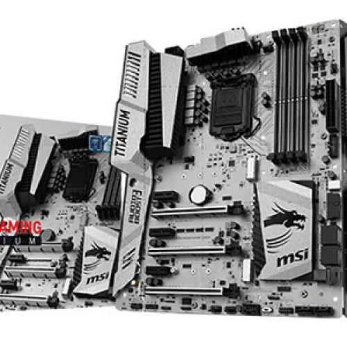 Foto Produk jual motherbaord MSI Z170A MPOWER GAMING TITANIUM dari kios-komputer