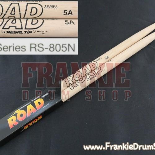 Foto Produk RegalTip RS-805N - 5A Nylon Tip Sticks Road Series dari FrankieDrumShop