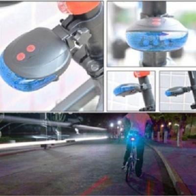 Foto Produk Lampu Belakang Sepeda Laser Light Tail MURAH BERGARANSI GRATIS BATERAI dari Clothing Heaven