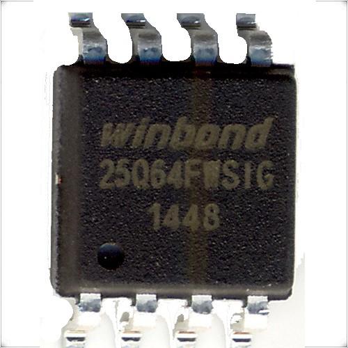 Foto Produk IC BIOS 25Q64FWSIG 25Q64FW 8MB 1.8V dari TeknisiPro