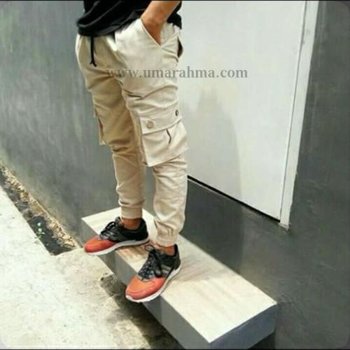 Foto Produk celana pendek army   celana cargo panjang   celana pria dari umarahma