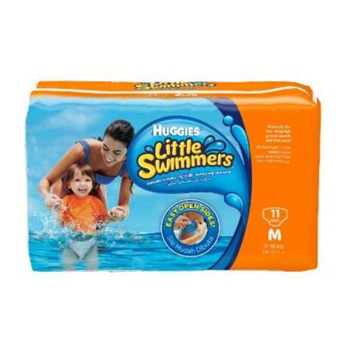 Foto Produk Huggies Little Swimmers Size M Swim Diaper Popok Renang dari Baby Ananta